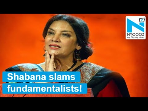 Trolled over 'Anti-Nationalist' comment, Shabana Azmi slams trolls Mp3