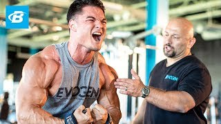 FST-7 Shoulders & Triceps Workout | Hany Rambod