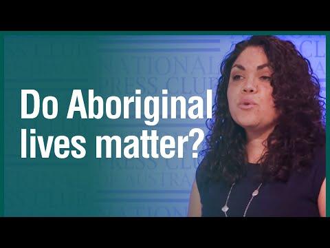 Jacinta Price, Marcia Langton, Josephine Cashman - National Press Club - Indigenous violence