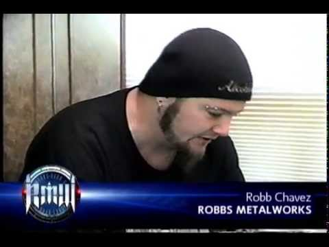 DROWNING POOL on Robbs MetalWorks 2001