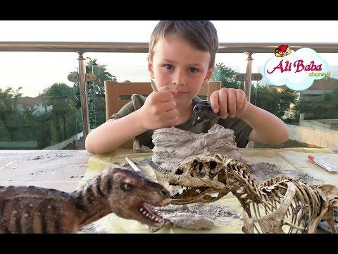игры лего динозавры -