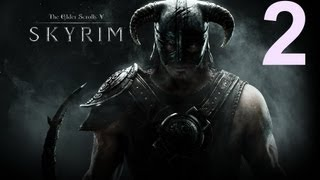 Let's Play Skyrim | Эпизод 2 [RUS] [HD]