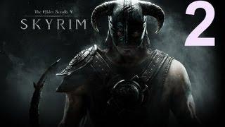Let's Play Skyrim   Эпизод 2 [RUS] [HD]
