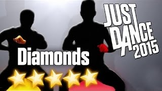 JUST DANCE 2015 - Diamond ( Alternative ) - 5 stars