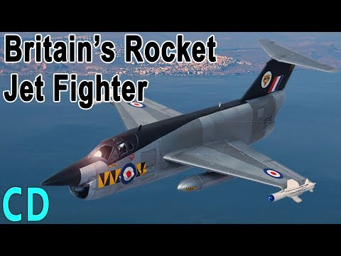 What Happened to the Rocket Jet Fighter  The SR177