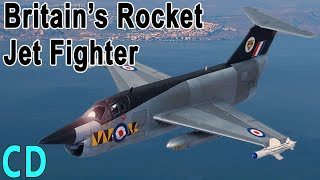 What Happened to the Rocket Jet Fighter - The SR-177
