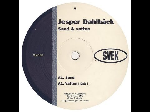 Jesper Dahlbäck - Sand