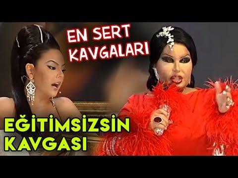 Bülent Ersoy ve Ebru Gündeş'in Okulunu Okumaya Gerek Yok Sözlerine Çıldırdı!