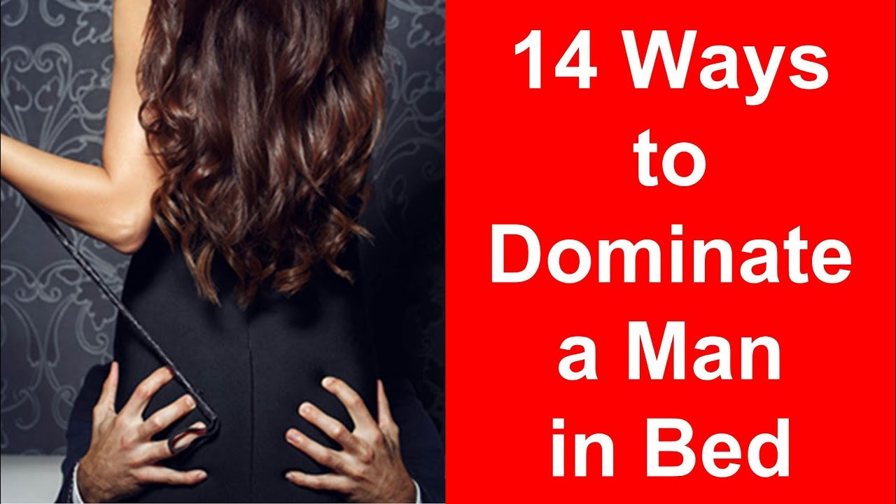 Want to be more dominant in bed? Here's how - RedEye Chicago