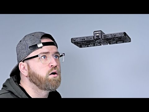 Thumbnail: They Call It The Hover Camera...
