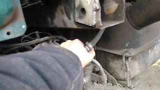 Газ -4301-4509 завожу в мороз-2