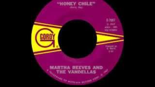 """Honey Chile"" w/Lyrics- Martha Reeves and The Vandellas"