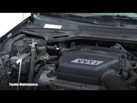 How To Inspect Steering Fluid Toyota Rav4