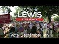 Progressive Leadership, Local Results - Re-Elect State Senator Jason Lewis