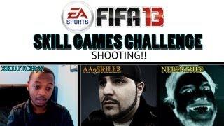 FIFA 13 - Skill Games SHOOTING! - w/ AA9Skillz & xKlutch7x