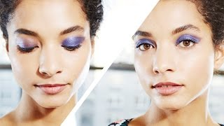 Quick Trick: How to Make Your Drugstore Eye Shadow Look Expensive