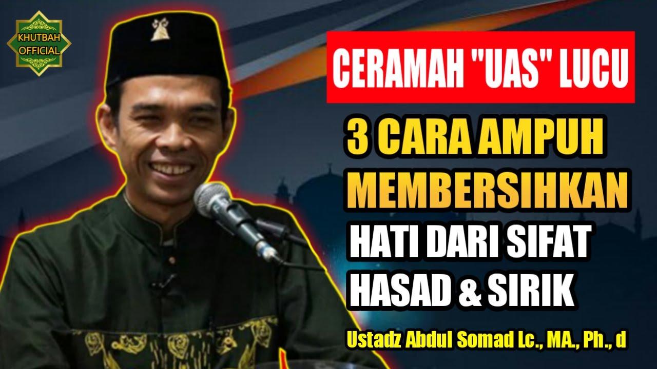 Ceramah Ustadz Abdul Somad Terbaru 2020 Lucu - YouTube