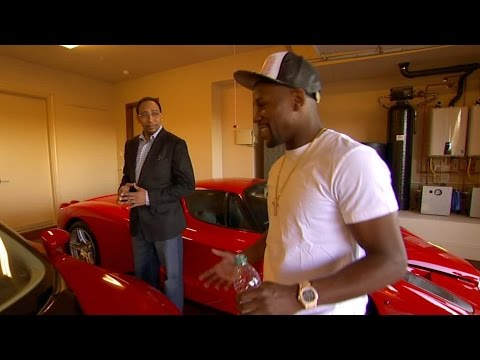 ESPN ALL ACCESS MAYWEATHER REVEALS GAME PLAN TO STEPHEN A. SMITH REVIEW!