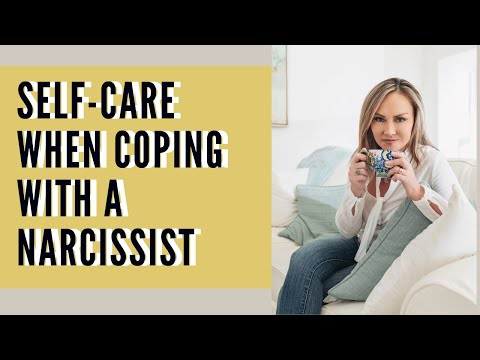 Self Care to Cope with A Narcissist (How to Survive then Thrive)