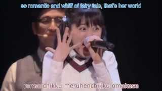 """Mezase Superlady """"Sakura Gakuin Festival 2013"""" Lyrics + ENGSUB"""