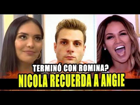 NICOLA PORCELLA QUIERE REGRESAR CON ANGIE ARIZAGA TRAS TERMINAR CON ROMINA LOZANO?
