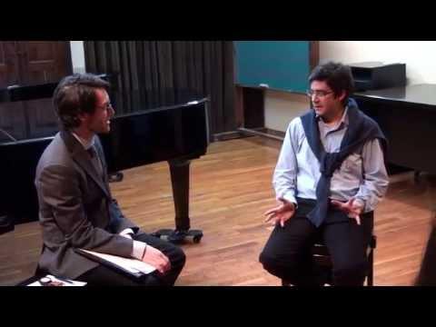 Encuentro con el pianista Marcelo Balat - parte 1
