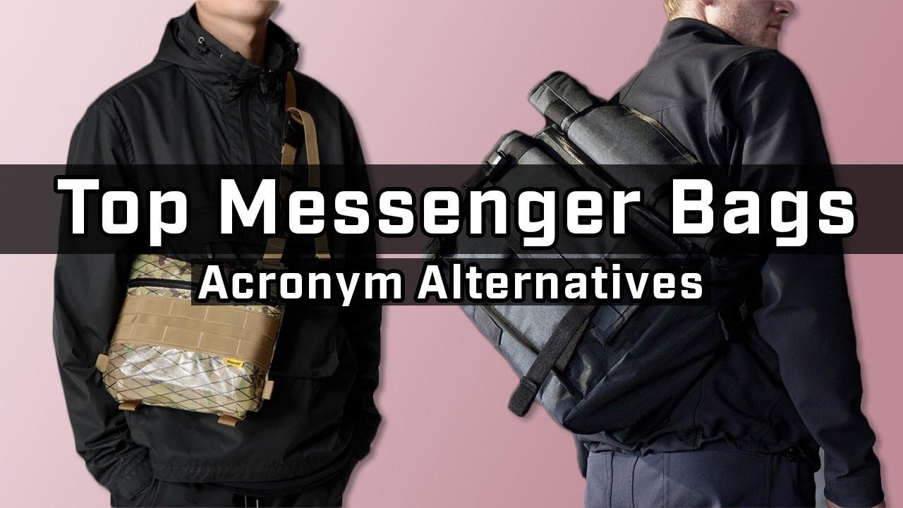 Best Modular Techwear Bags Round Up Youtube