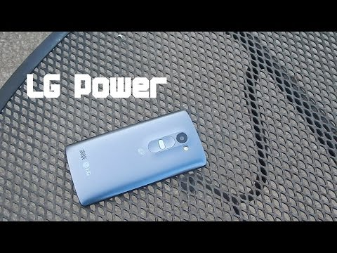 LG Power phone review