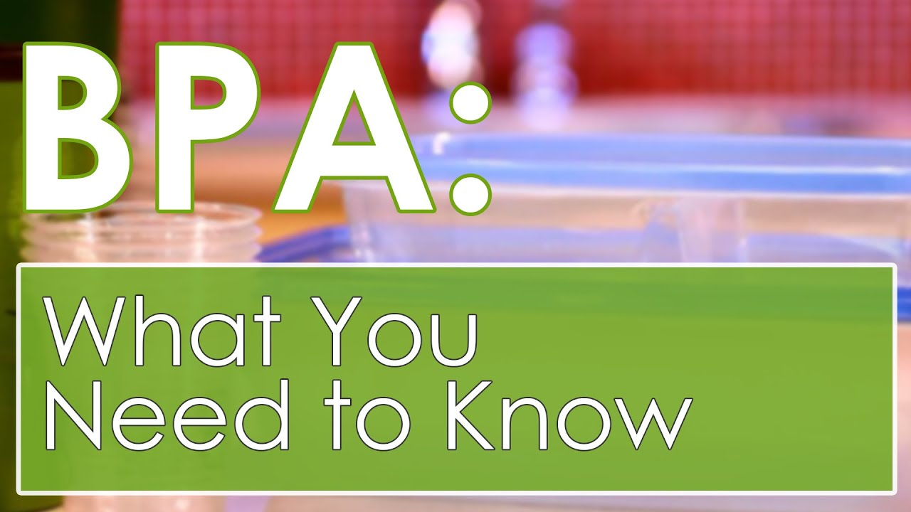 What You Need to Know About BPA, the Scary Ingredient You're Exposed toDaily
