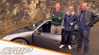 Gipfeltreffen mit Walter Röhrl - GRIP - Folge 304 - RTL2