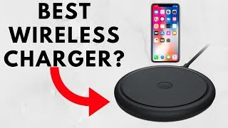 Mophie Wireless Charging Base // BEST iPhone X Wireless Charger? // Unboxing and First Impressions
