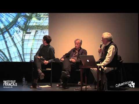 Daniel Buren and Anish Kapoor discuss 'Monumenta'