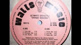 ULTIMATE SEDUCTION -  THE ULTIMATE SEDUCTION (PRINCIPLES MIX) OLD SCHOOL TECHNO