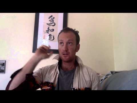 One Minute Meditation Instruction by Waylon Lewis.