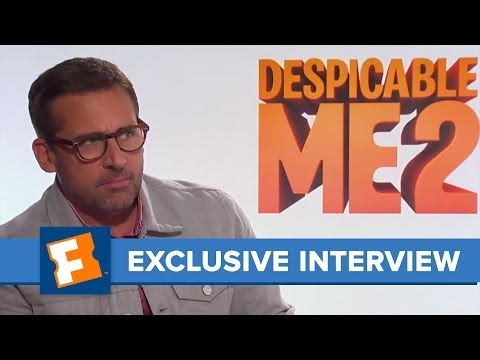 Despicable Me 2 | Celebrity Interviews | FandangoMovies