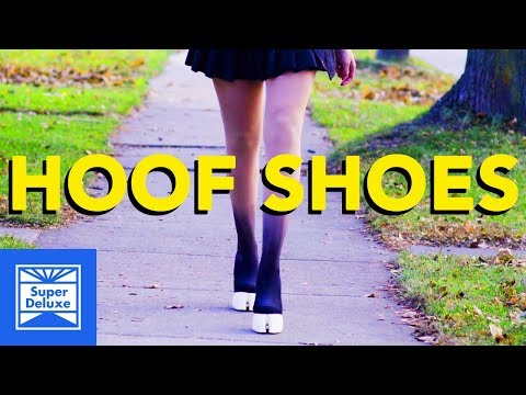 Hoof Shoes | Stoned Mode