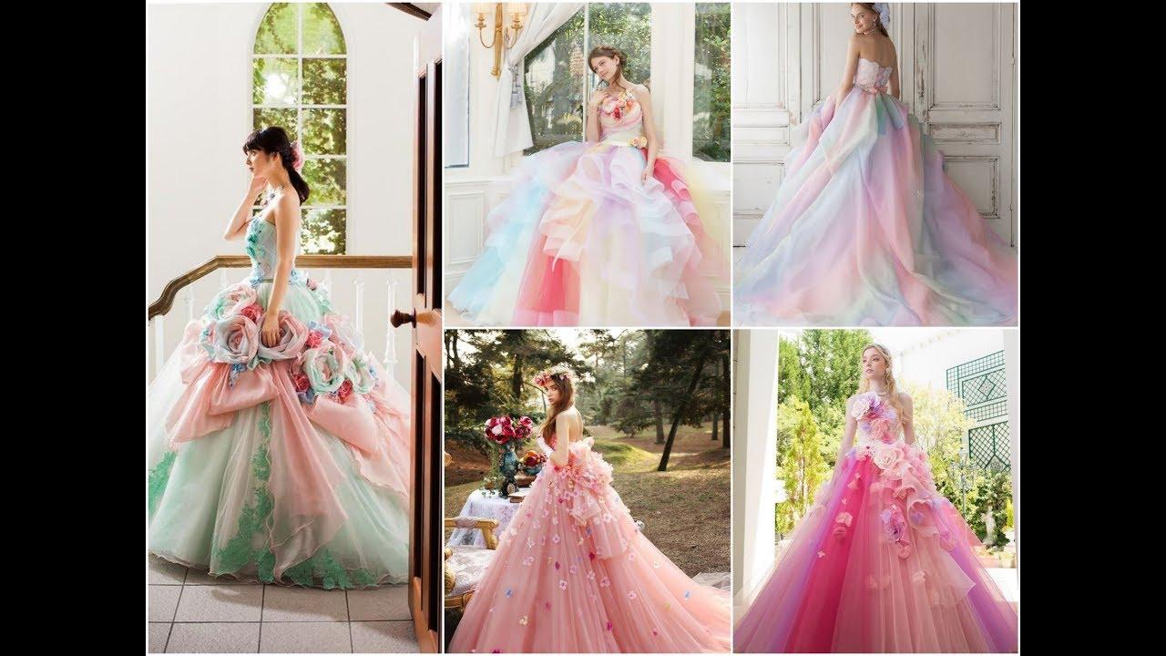 Top 20 Best Courthouse Wedding Dresses: Top-20 Beautiful Unicorn Wedding Dresses