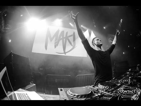 Harwell vs MAKJ vs Sebastien Rebels - Countdown Rem4kbass (DJ APOOK Mash)