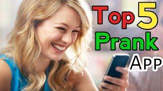 Addictive SECRET! 5 Prank Apps 2018, Funnest Prank Bomb Prank,Call Prank