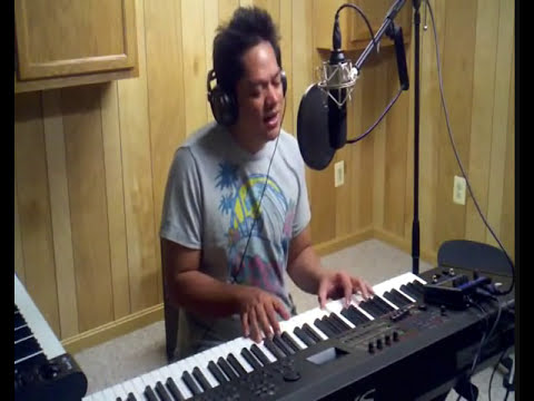 Just once (cover) - James Ingram- piano/vocal by Leo Cagape
