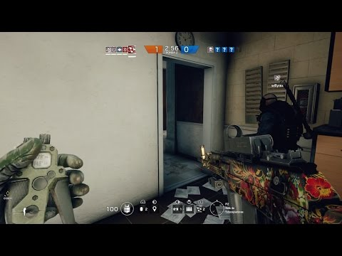 TOM CLANCY´S RAINBOW SIX SIEGE - EQUIPO CON WILLY!