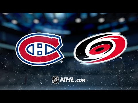Aho, Ward power Hurricanes to 3-1 victory on home ice
