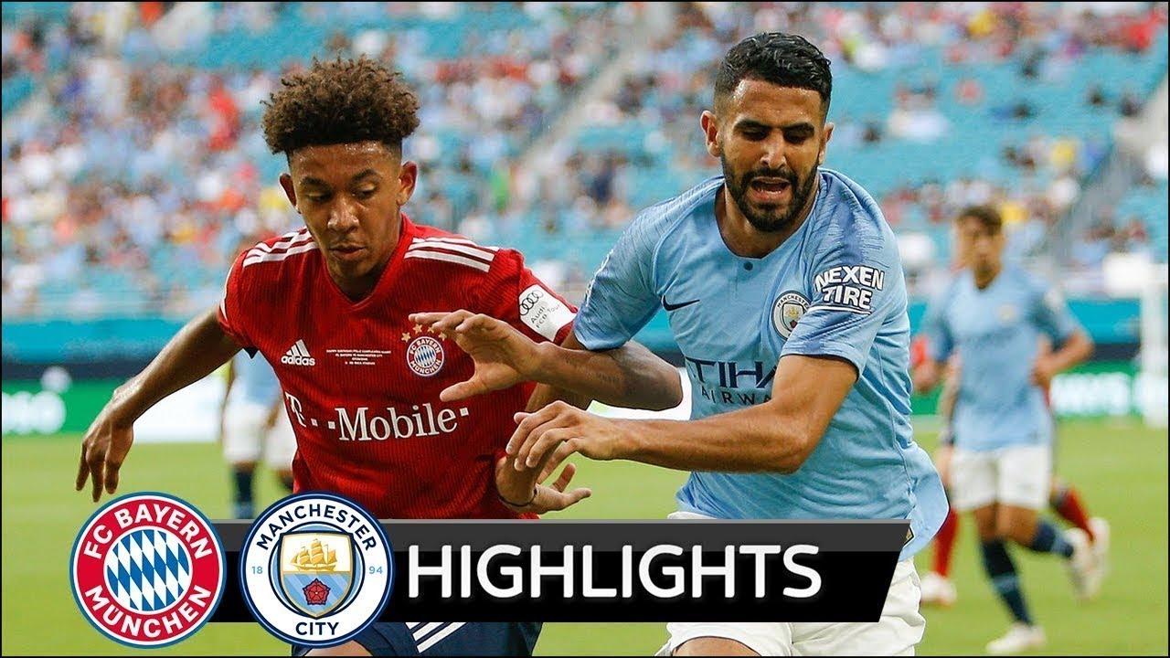 Download Bayern Munich vs Manchester City 2-3 • All Goals & Highlights • Silva & Robben scored