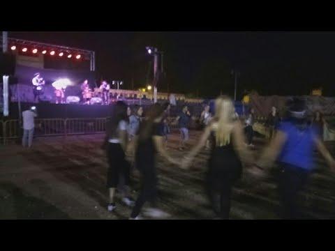 Bailes medievales en la Feria Medieval de Alcalá 2017. La feria que traslada a la época de Cervantes