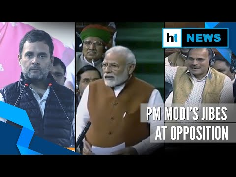 'Tubelight to Fit India': When PM Modi's jibes left Parliament in splits