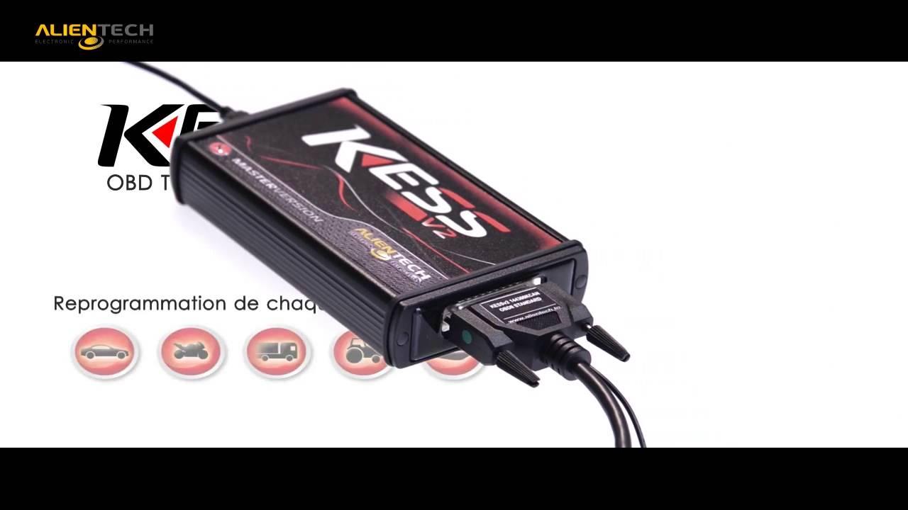 KESSv2 Tutorial French