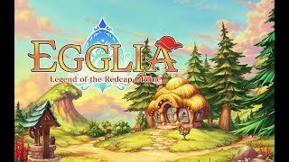 EGGLIA Legend of the Redcap Offline android game first look gameplay español