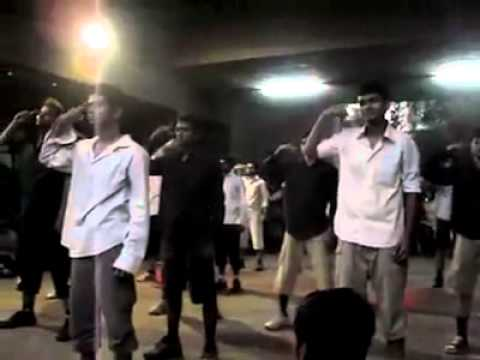 funny college dance.flv