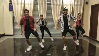 Aankh Maarey - SIMMBA   (BEGINNER DANCE CHOREOGRAPHY)