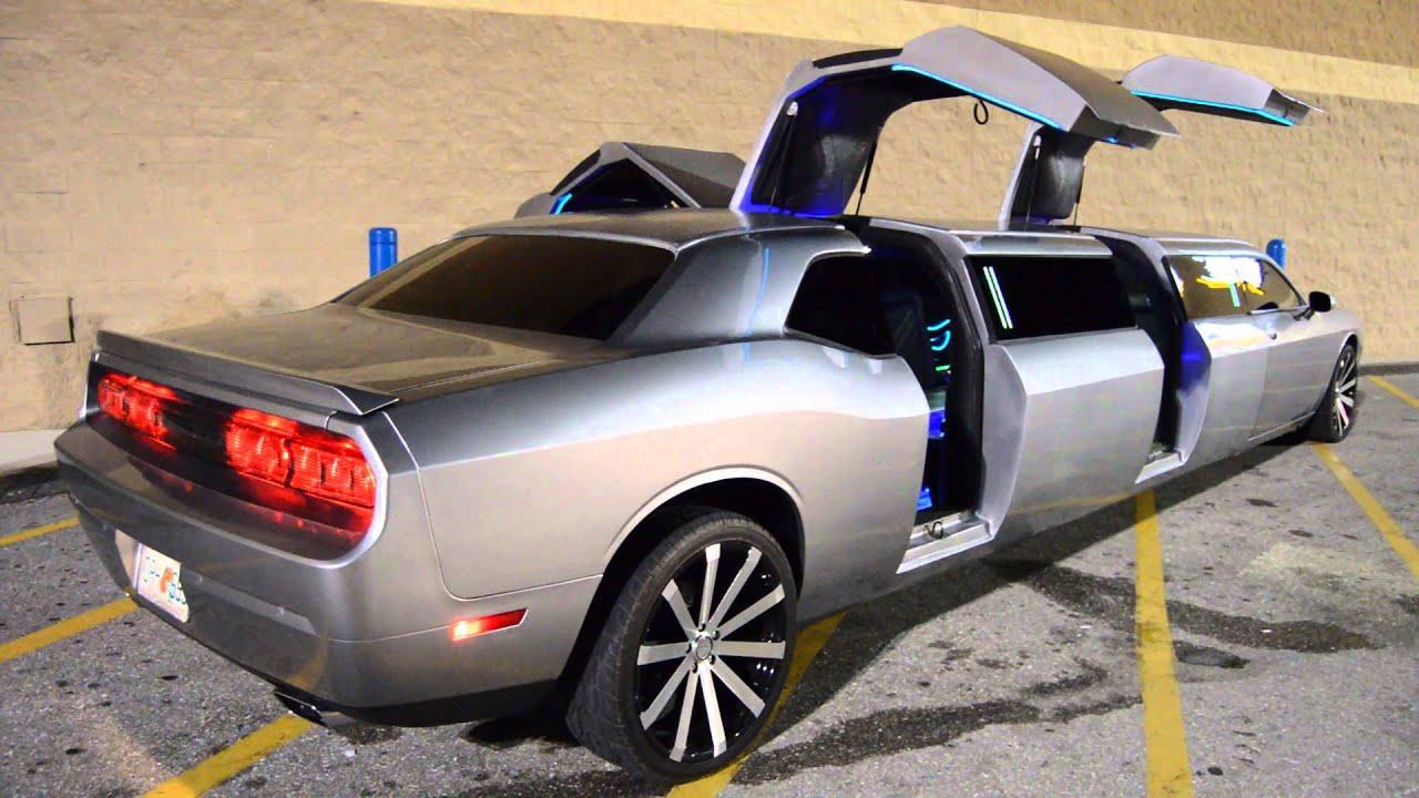 custom limo